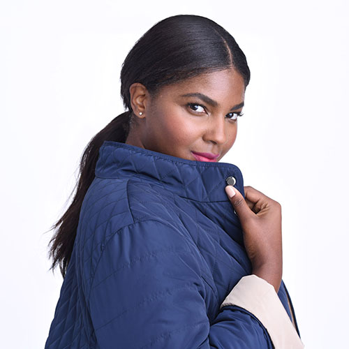 Women's plus size jackets & coats